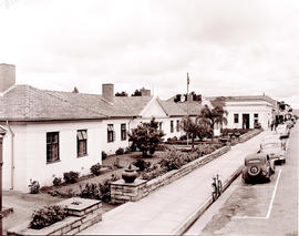 Vryheid. 1946. Government buildings and post office.