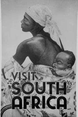 Visit SouthAfrica publicity poster.