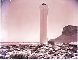 """Hermanus, 1960. Hangklip lighthouse."""