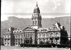 Cape Town. City Hall.