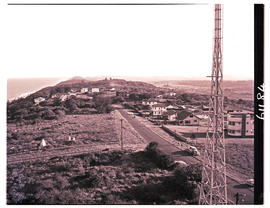 Durban, 1953. View from Cooper lighthouse.
