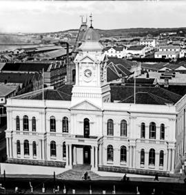Port Elizabeth, 1932. City Hall.