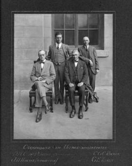 May 1926. Committee for SAR organisation and expansion.