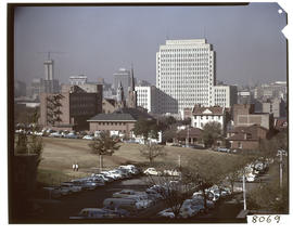 Johannesburg 1966. City view. [HT Hutton]