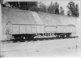CSAR type H goods wagon later SAR tpe B-12.