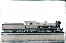 SAR Class 12A No 1520, built by North British Loco Works No's 21738-21757 in 1920.