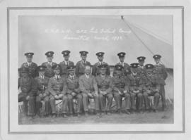 Kroonstad, March 1932. St John Ambulance, SAR&H OFS Subdistrict camp.