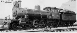 Cape 6th Class 2-6-4, later SAR Class 6Z No 719.