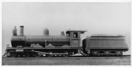 CGR 6th Class No 349 built by Dubs & Co in 1893, later SAR Class 6 No 440.