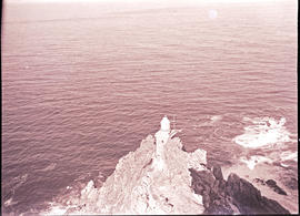 Cape Town, 1939. Cape Point lighthouse.
