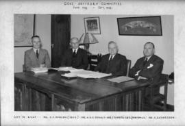 Coal Advisory Committee, sitting from June 1943 to September 1945.