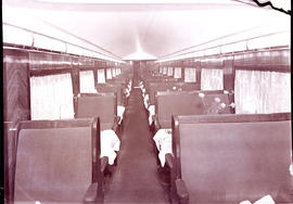 """1942. Blue Train airconditioned dining car."""
