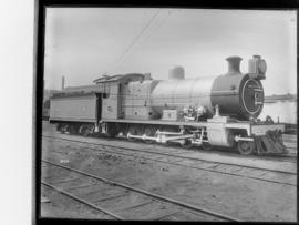 NGR Hendrie 'B' No 280 fitted with trial steam reverse later SAR Class 1 No 1250.
