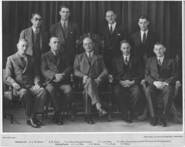 Bloemfontein, April 1938. OFS District Sick Fund Board. (Deales Studio, Bloemfontein)