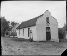 Swellendam. The first church.