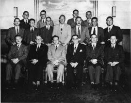 Johannesburg, 27-29 January 1953. Meeting of career and welfare officers.