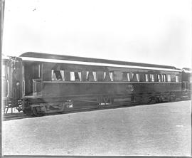 SAR saloon coaches Nos 1 or 2 for the Royal Train of the Duke and Duchess of Connaught.