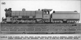 SAR Class 12 No 1510 built by North British Loco and placed in traffic in 1915.