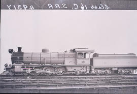 SAR Class 16C No 823 built by North British Loco Co in 1921.