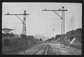 Electrification of the Natal main line.