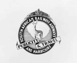 Logo of the Publicity and Travel Department of the SAR&H.