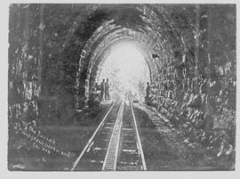 """Waterval-Boven. Interior of old tunnel."""