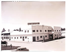 """Aliwal North, 1938. Criterion Hotel."""