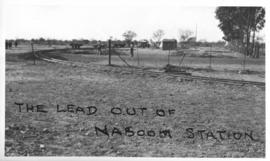 Naboomspruit district, circa 1924. Leadout from the Naboomspruit station. (Album on Naboomspruit ...