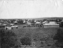 Bloemfontein, 1903. View from the north.