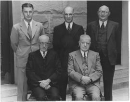 1944 - 1945. Senior Officers' Advisory Committee.