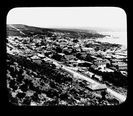 Mossel Bay. General view.