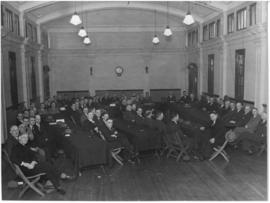 Johannesburg, September 1941. Conference between the administration and the SAR&H Staff Assoc...