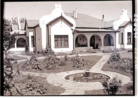 """Aliwal North, 1938. Residence."""