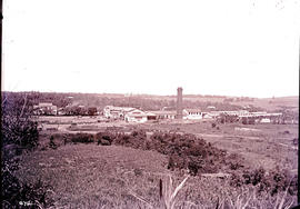 Durban district. Mount Edgecombe sugar mill.