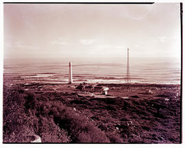 Cape Town, 1939. Slangkop lighthouse.