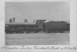 CSAR Class 6L-2 No 338, later SAR Class 6C No 549. (Souvenir album of a visit by Rand Engineering...
