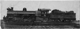 CSAR Class 11 2-8-2 No 729, placed in service in 1904, later SAR Class 11 No 941.