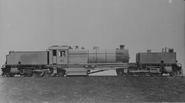 SAR Class GG No 2290 built by Beyer Peacock & Co No 6232 in 1925. Design for fast passenger ...