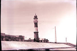 Swakopmund, South-West Africa, 1957. Lighthouse.