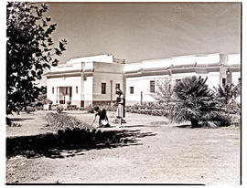 """Aliwal North, 1946. Town Hall."""
