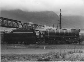 SAR Class S1 No 375. A total of 12 were built at the Salt River Works. This is the first and was ...