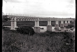 Bridge over the Crocodile River on the Komatipoort - Soekmekaar line.