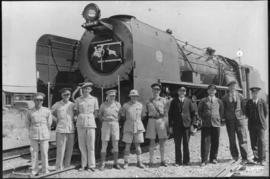SAR Class 21. Because of the suitability of this engine to handle the large amount of War traffic...