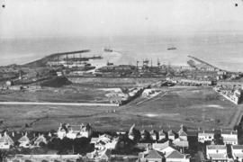 Cape Town, 1890. Table Bay Harbour.