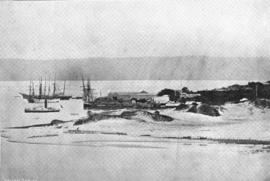 Durban, circa 1900. The Point docks during the Anglo-Boer War. (H Jambert)
