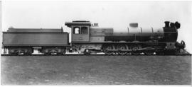 SAR Class 15A No 1964, built by Beyer Peacock & Co in 1921.