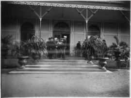 Royal tour by Crown Prince of Portugal, July 1907. Governor's Residence.