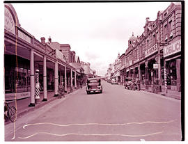 """Kimberley, 1938. Business street."""