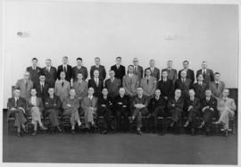 Johannesburg, 15 and 16 February 1951. Conference of Chief Electrical Engineer's staff.
