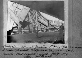 Rosmead, 1 January 1902. Accident.